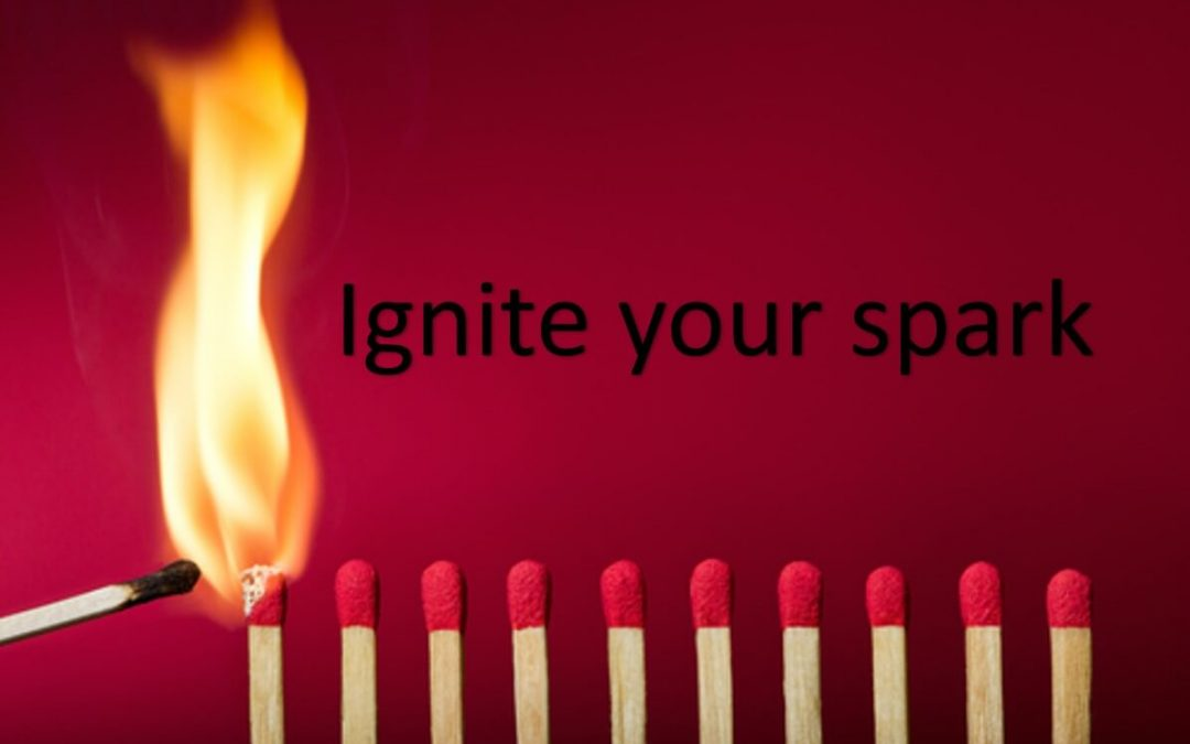 How to identify your life goals and find your spark