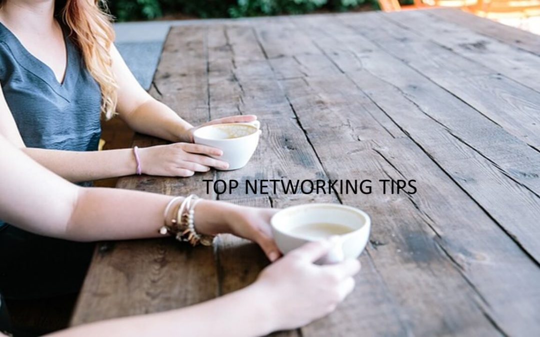 Top tips for successful networking